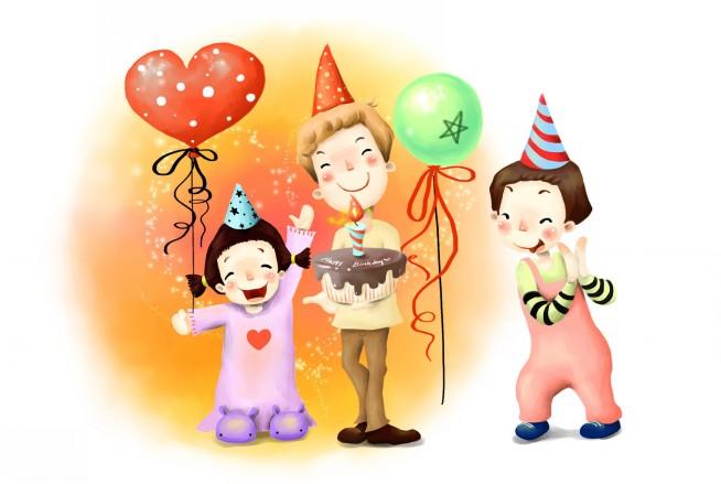 Сценарий как подарить подарок на день рождения