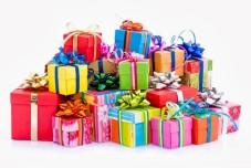 Где можно упаковать подарок, мастерская подарков гетры. Подарки ...